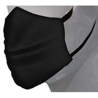 MISC Black Reusable Mask W/ Filter Pocket