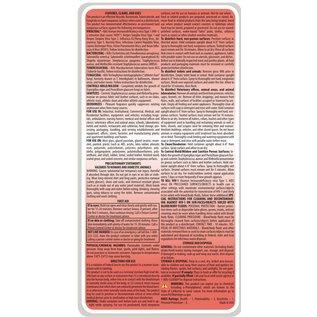 Noble 16 oz.Chemical Impact Hospital Disinfectant / Deodorizer - Aerosol