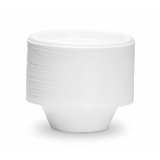 12 oz white bowls 100ct