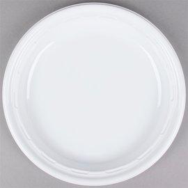 Dart 125 COUNT 9 Inch Plastic Plates