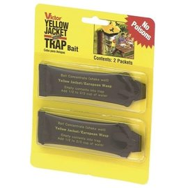 MISC Yellow Jacket Bee Trap Bait -2 Pack