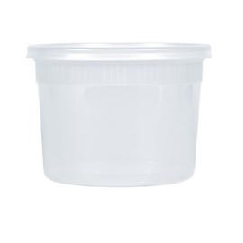 Bluesky 16oz deli container 5pk