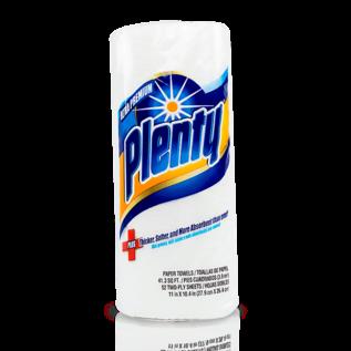 Plenty Plenty 2-Ply Ultra Premium Flex-A-Size Paper Towels