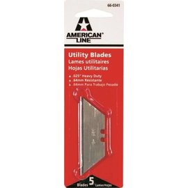 MISC Utility Knife Replacement Blades 5-count