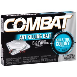 Combat Comabat Ant Killing Bait Stations 6PK
