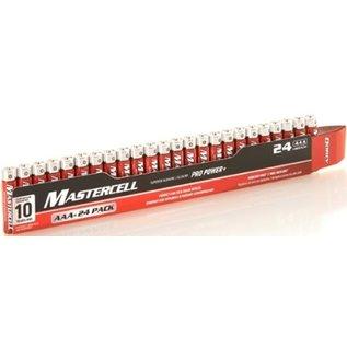MISC AAA Battery 24Pack Alkaline