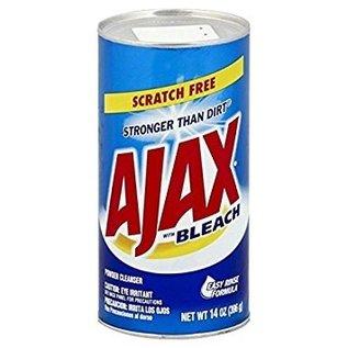 MISC Ajax Powder Cleanser with Bleach, 14 Oz
