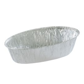MISC Aluminum Foil Oval Loaf Challah Pan 3Count