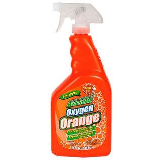 MISC Awesome Oxygen Orange All Purpose Degreaser & Spot Remover - 32 Oz,