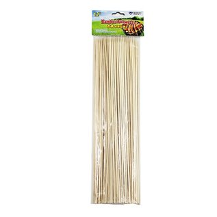"""MISC Bamboo Skewers Sticks 12"""" - 80 Count"""