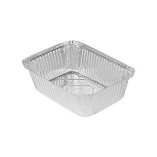 MISC Oblong Aluminum Pan 7×9 Deep – 5lb.