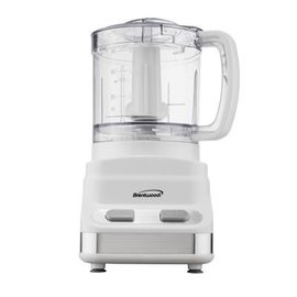 MISC Brentwood FP-546 3-Cup Food Processor, 24 -Ounce, White