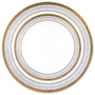 Disposable Jewel Collection COMBO 7″ & 10″ Plates (32 Count)