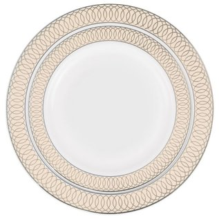 """Spiral Collection 32 Piece combo 7""""&10"""" Plates"""
