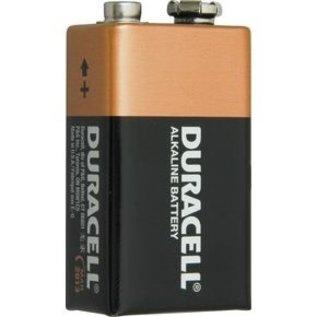 MISC Duracell 9V Coppertop Alkaline Batterie
