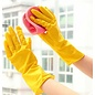 MISC Reusable Latex Gloves - Household Cleaning and Dishwashing (1 Pair)