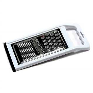 MISC Chef Craft - Stainless Steel No Skid Bottom Flat Grater - 11-Inch