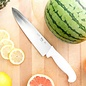 """MISC Restaurant Grade 8"""" Blade High Quality White Knife"""