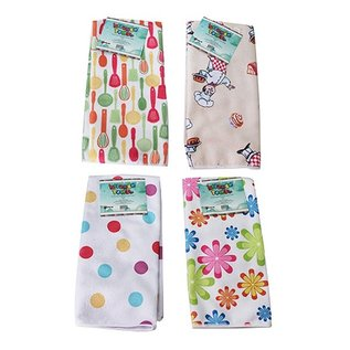 MISC Super Absorbent Fast Drying Kitchen Towels