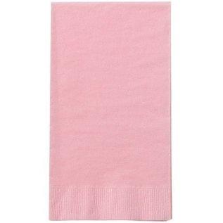 MISC Pink Napkin 16 Count Guest Towel