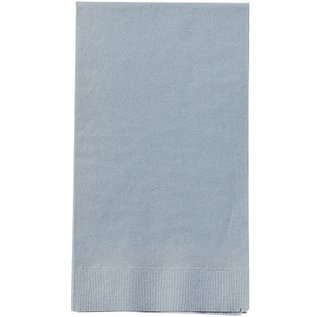 MISC Silver Napkin 16 Count Guest Towel