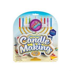 Izzy & Dizzy Chanukah Candle Making Set