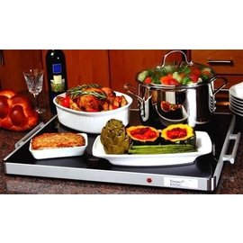 Classic Kitchen Classic Kitchen - Glass Warming Blech Tray Large