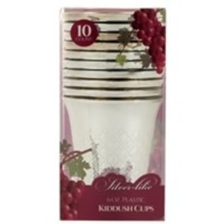 MISC Kiddush Cups 10 Count