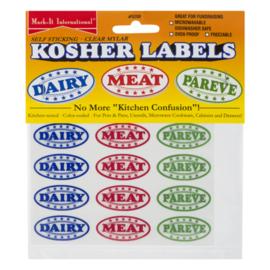 MISC Kosher Labels