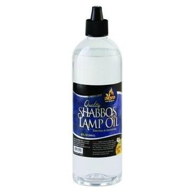 Ner Mitzvah Paraffin Clear Lamp EZ-Fill Oil 32oz - Ner Mitzvah