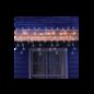 MISC Sylvania 300 Light Clear Decorative Icicle Lights