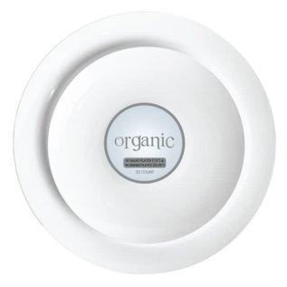 "Bluesky Organic White Plates Combo 7.5""+10"" 32 Count"