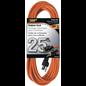 MISC Heavy Duty Orange Extension Cord - 25 ft