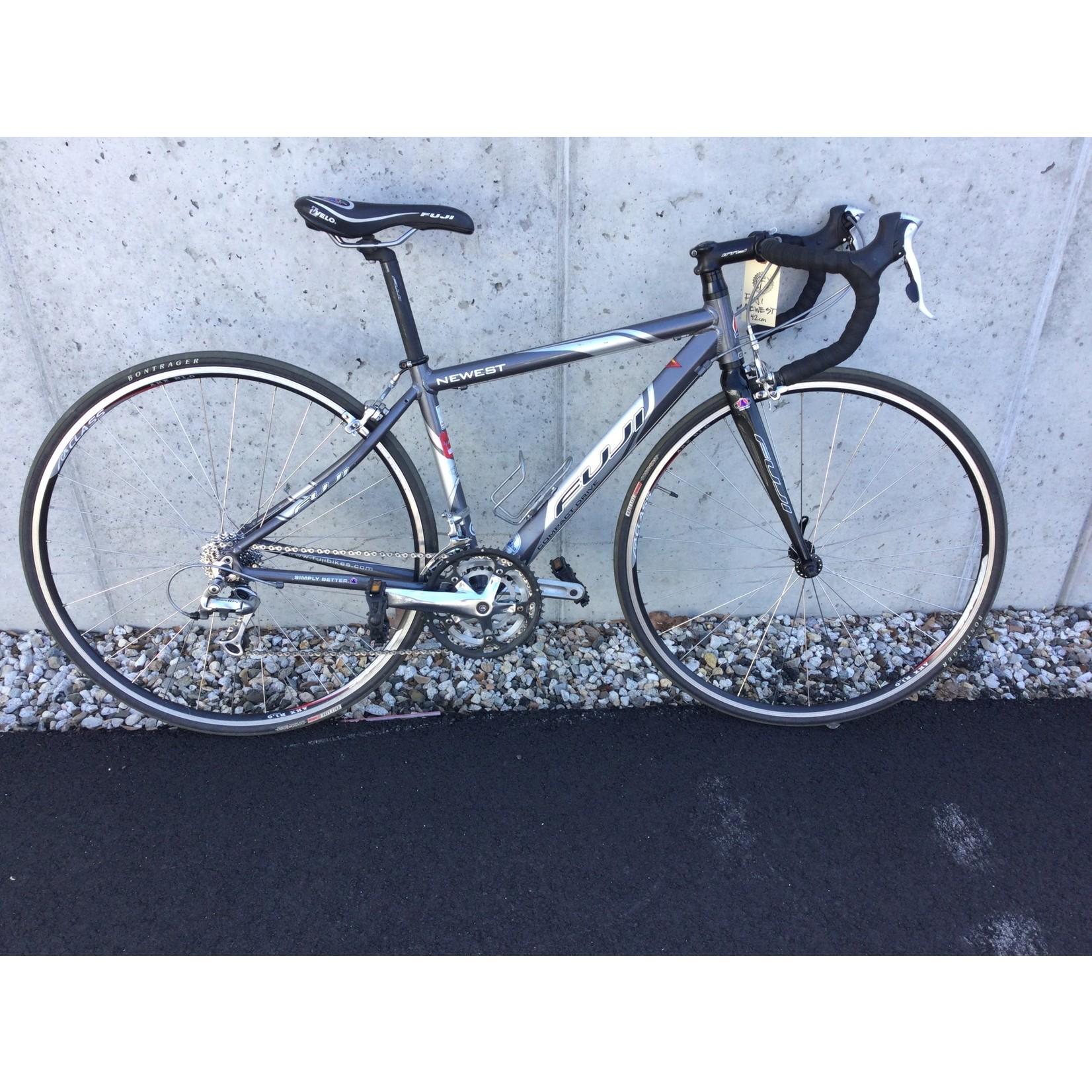Portland Gear Hub Fuji Newest - 21103 - Grey - 42cm Frame - 700c Wheel