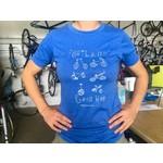 Portland Gear Hub PGH Publication Studio Short Sleeve Shirt