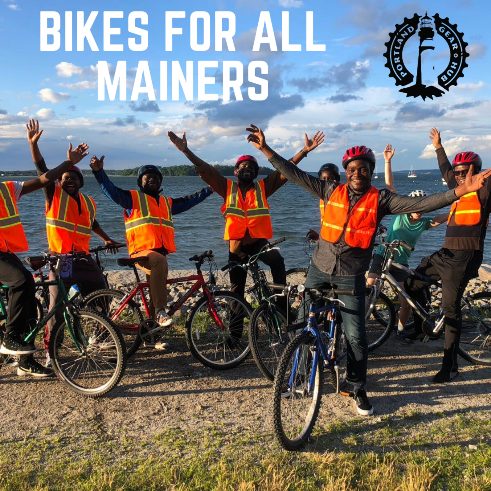 Bikes for All Mainers - June 30: 10:00am -12:00pm  (Session 3)
