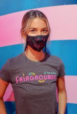 Fairgrounds St. Pete Face Mask - Fairgrounds Cast & Characters