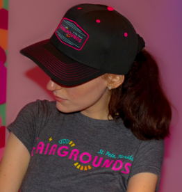 Fairgrounds St. Pete Fairgrounds Logo Hat