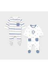 Mayoral long onesie set of two