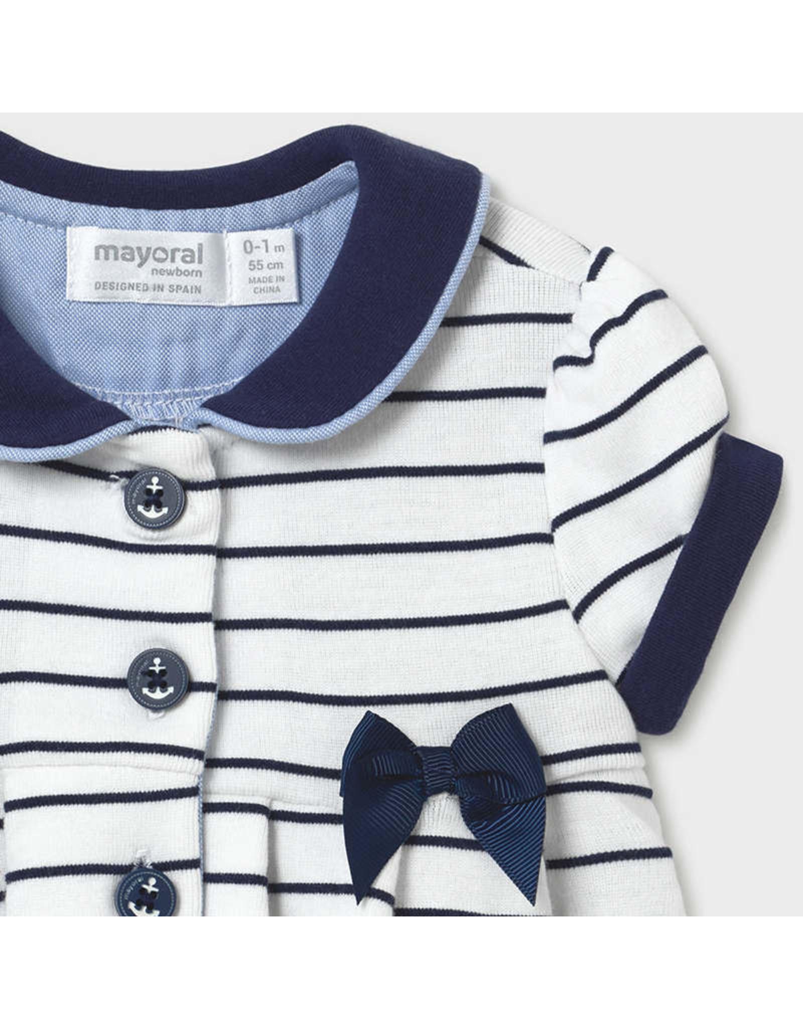Mayoral Navy dress