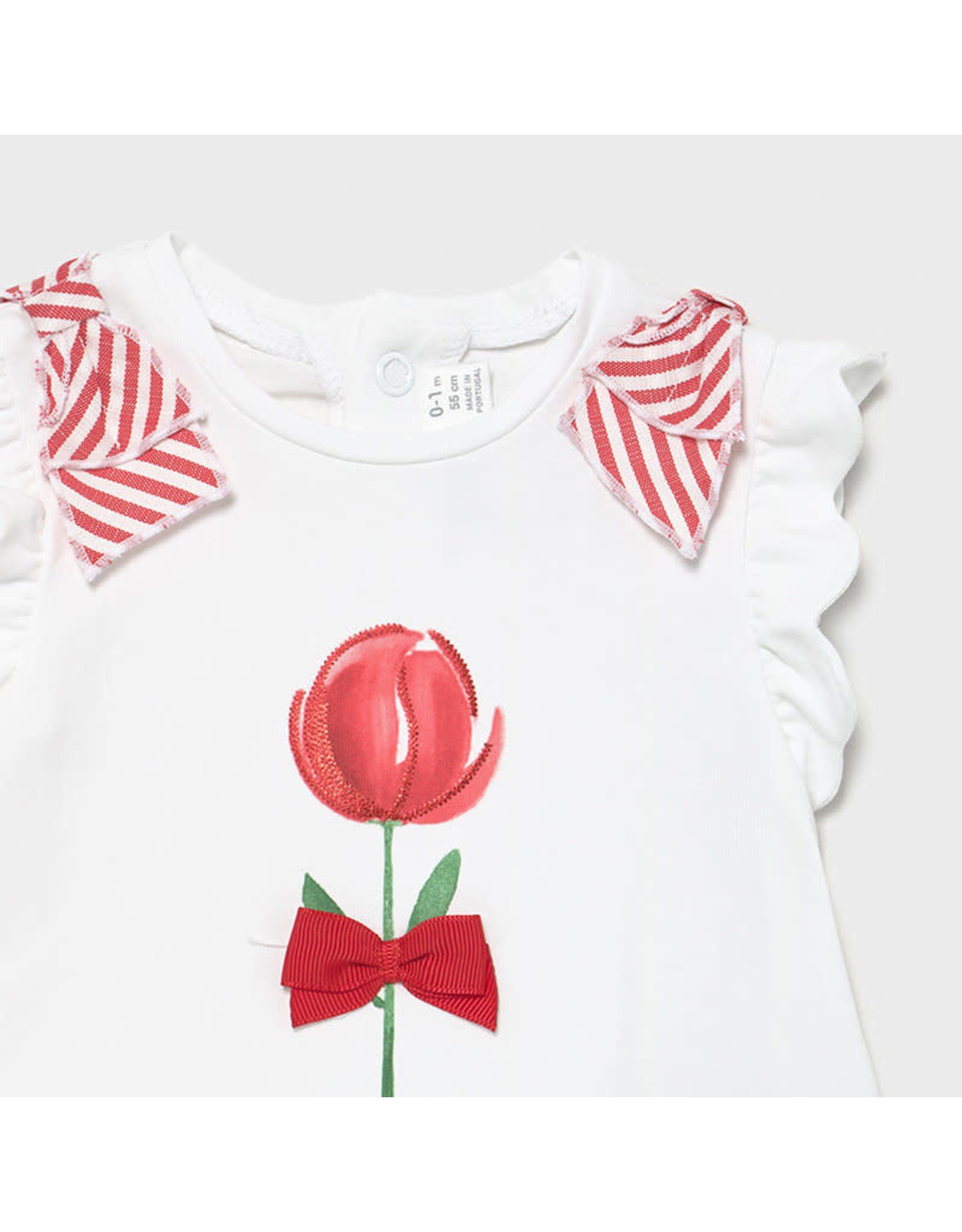 Mayoral Skirt and T-shirt set