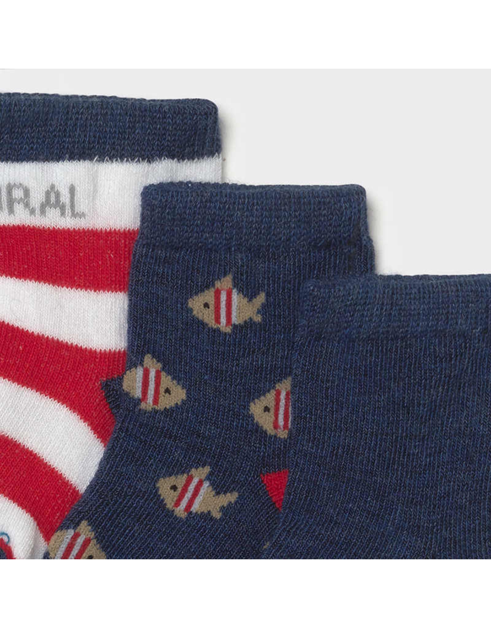 Mayoral Set of 6 socks
