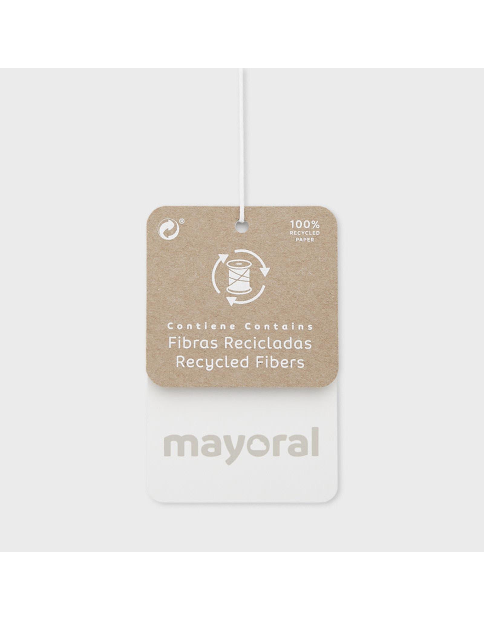 Mayoral Reversible windbreaker - Tomato