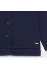 Mayoral Buttoned Tricot Cardigan