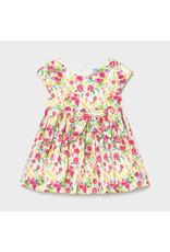 Mayoral Camellia Flower Dress