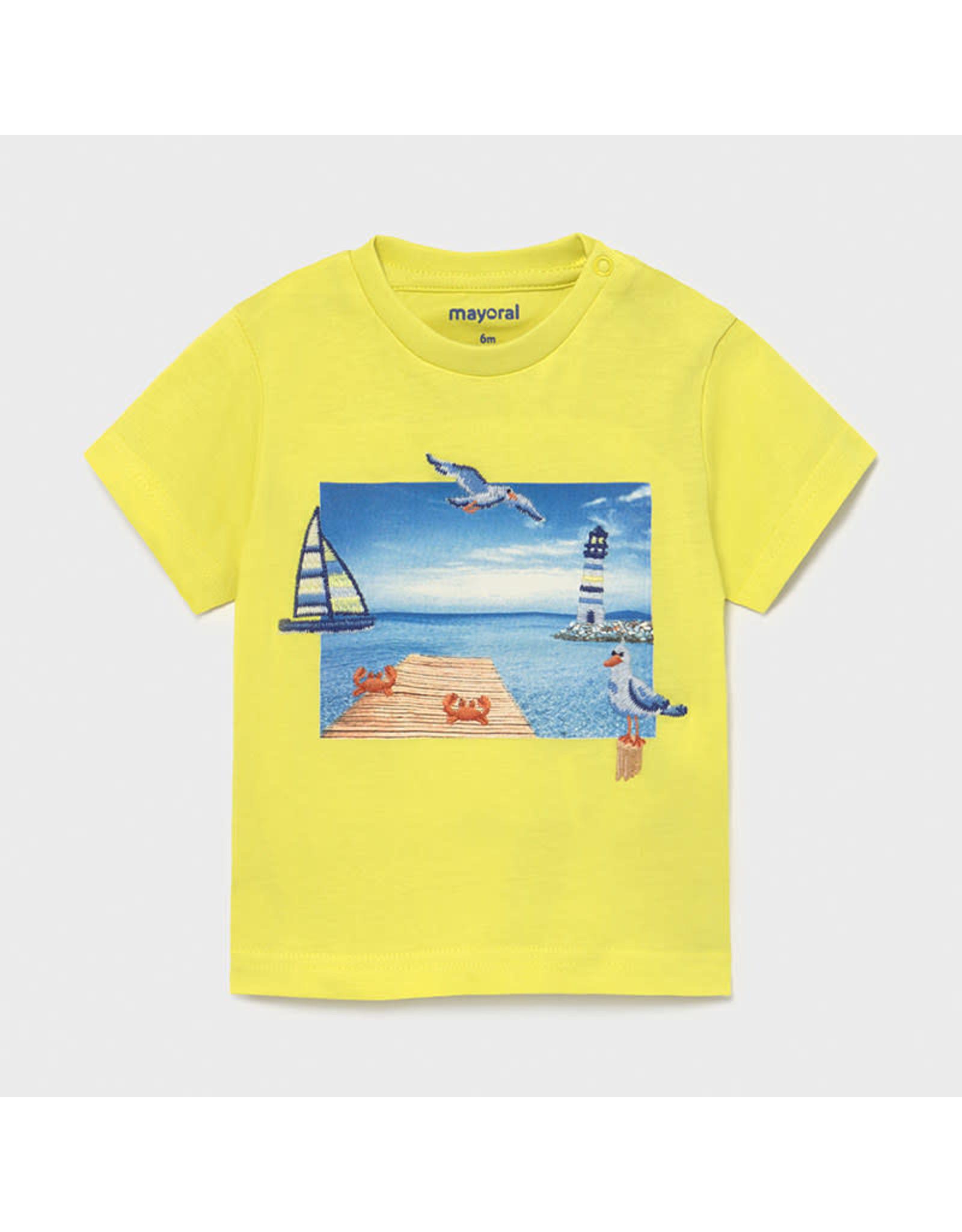 Mayoral Short Sleeve T-Shirt - Boys