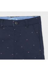 Mayoral Jacquard shorts