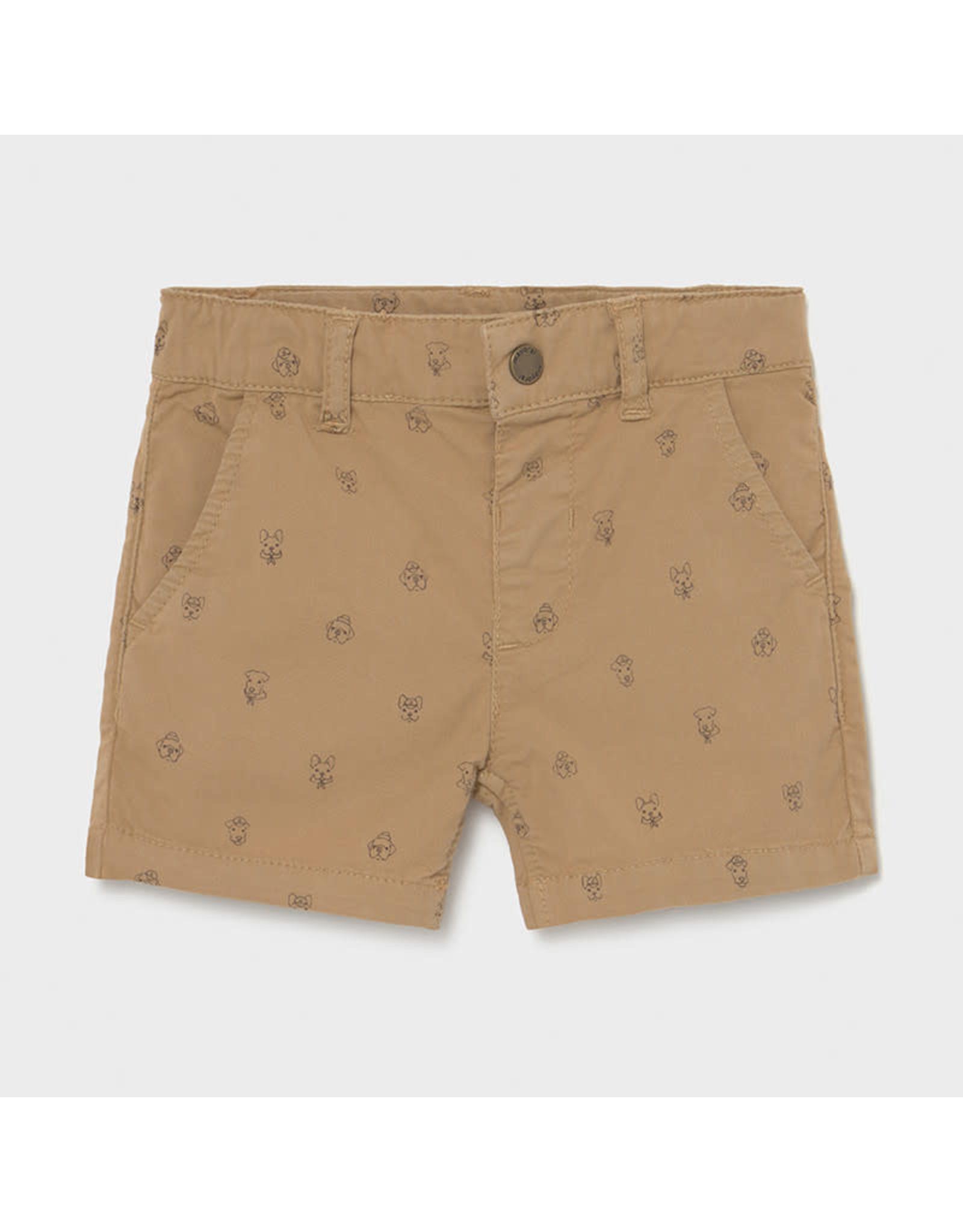 Mayoral Micro printed shorts