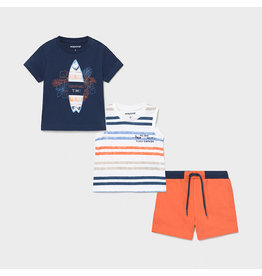 Mayoral 3 Piece Surf Set