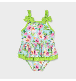 Mayoral Girls Tutu Swimsuit